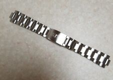 Alpha-20mm-Oyster-stainless-steel-bracelet-band fits alpha chronograph watches