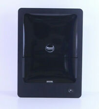 iRoom Motorized In-Wall iPad Dock Portrait Style Model PBA-PoE (Black)