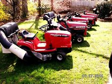 HONDA RIDING MOWER PARTS 3813  /4514 AND ALL 1/2 OFF HONDA PRICES