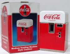 Coca-Cola - SCATOLA a FORMA DI FRIGO - Misura cm. 11,5 X 10,5-h 18,2-anno 1997