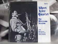 ALBERT AYLER QUARTET - THE HILVERSUM SESSION LP EXCELLENT+ OSMOSIS RECORDS