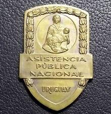 URUGUAY MONTEVIDEO 1927 MEDICINE EXPO & CONGRES PUBLIC ASSISTANCE MATERNAL SCENE
