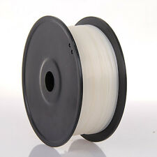 Transparent PLA Filament 1,75mm 1 kg Spule / Rolle 3D Drucker Printer