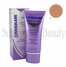 COVERMARK FACE MAGIC CAMOUFLAGE INESTETISMI VISO PROFESSIONALE COLORE 6 30 ML