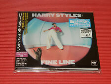 2019 HARRY STYLES FINE LINE One Direction JAPAN DIGIPAK CD WITH POSTER