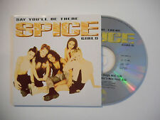 SPICE GIRLS : SAY YOU'LL BE THERE ♦ CD SINGLE PORT GRATUIT ♦