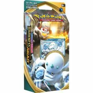 Pokemon - Sword & Shield - Darkness Ablaze - Theme Deck - Galarian Darmanitan