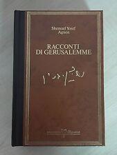 64546 Shemuel Yosef Agnon - Racconti di Gerusalemmte - Mondadori 1986