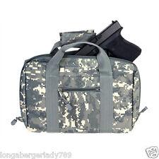 NATO® Tactical Pistol Gun Pouch Military Camo Design Padded Hand Gun Case Secure