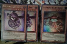 Fortune Fairy Lot & Fortune Lady Wind & Water + Time Passage & Inherited Fortune