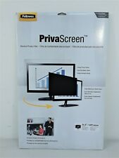 "Fellowes 24"" Widescreen-PrivaScreen Blackout Privacy Filter #3988"