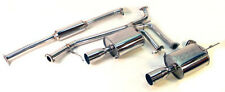 OBX Exhaust Catback System For 03-07 Honda Accord 2DR Coupe V6