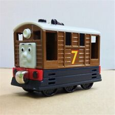 LOOSE THOMAS TAKE PLAY DIECAST MAGNETIC TRAIN-TOBY HEAD