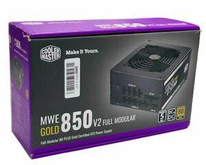 Cooler Master MWE Gold 850 V2 Fully Modular, 850W, 80+ Gold Efficiency