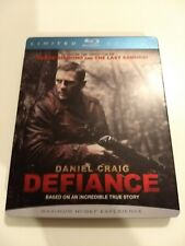 Defiance Blu-ray MetalPak (2011) Holland - Dutch subtitles only