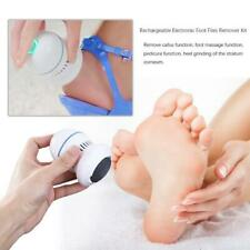 NEW 2020 Electric Foot Callus Hard Dead Skin Remover Nails & Foot Pedicure Kit.