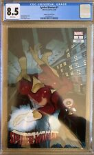 Spider-Woman 1 CGC 8.5 HUGHES VARIANT (k)