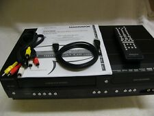 Magnavox ZV457MG9 DVD / VCR Dubbing, HDMI & Digital Tuners Cash Back Guarantee
