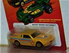 Hot Wheels BUICK GRAND NATIONAL The Hot Ones Die-Cast Metal Racers Classic