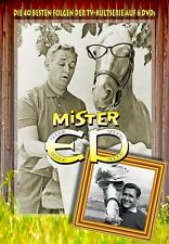 Mr. ED Collection 1+2 Das Sprechende Pferd,limitierte 6 dvd Box, deutsch Mister