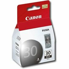 Canon Pg-30 Black Ink Cartridge For Pixma Ip1800 Printer - Black (1899b002)