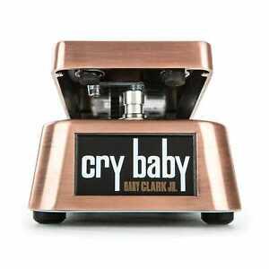 Dunlop GCJ95 Crybaby Gary Clark Jr Wah Guitar Effects Pedal