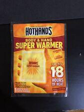 HeatMax Hot Hands Hand Warmers 1 Count