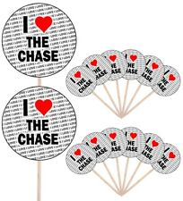 I Love The Chasse Nourriture Fête Cupcake Piques Bâtons Décorations Toppers