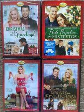 Hallmark Christmas 4-Movie DVD Lot [DVD]