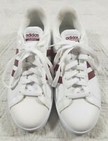 Adidas Mens Shoes Size 8.5 White Red Originals Cloud Foam Ortholite Float