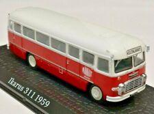 Modello t6-veicolo di Icaro 311 omnibus Marrone DDR prodotto in OVP Spur HO