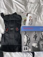 Baby Bjorn Baby Carrier One - 8-33lbs / Newborn To 3yo - Great Condition w/ Box