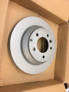 Zimmermann Touareg Q7 Cayenne Rear Brake Discs 330mm