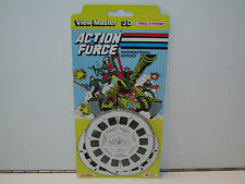 VIEW-MASTER 3D #111 ACTION FORCE / GI JOE MOSC 1980s HOLLAND