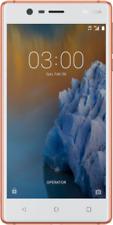 NOKIA 3 (TA-1032 DS) 2/16GB,Unlocked,Dual SIM,5-inch,4G LTE,8MP,Copper White