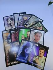 STAR WARS TPM EpI Lay's Chips Can't Resist Cards Set of 12 No Duplicates