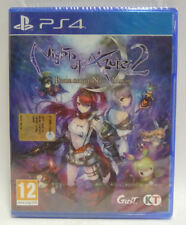 NIGHTS OF AZURE 2 Bride of the New Moon - PLAYSTATION 4 PS4 PAL NEW SEALED