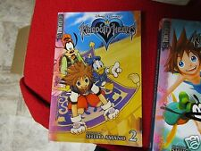 KINGDOM HEARTS disney squaresoft issue #2 manga anime ENGLISH final fantasycomic