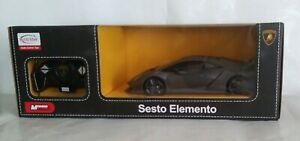 LAMBORGHINI SESTO ELEMENTO MONDO MOTORS RADIO CONTROL SCALA 1/18