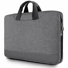 Laptop Briefcase Bag with Accessory (15.6 Inch|Space Grey(Multifunctional))