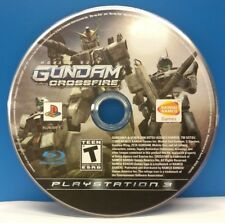 Mobile Suit Gundam: Crossfire (Sony PlayStation 3, 2006)(DISC ONLY) #12724