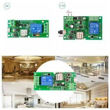 DC5V Sonoff Wireless WiFi Inching/Self-Locking Home Smart Switch Relay Module US