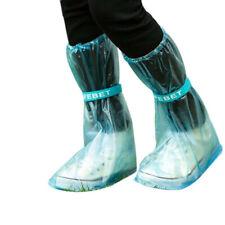 shoes cover Women/men/kids children thicken Cycle Rain Flat Slip-resistant