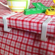 4PCS Table Cloth Holder Tablecloth Clips Tablecloth Clamps Desk Cover Cloth Pop*