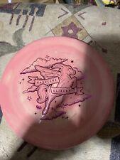 Discraft ESP Zone Disc Golf Gazellus Ulibarris 173-174g Limited JoMez Run