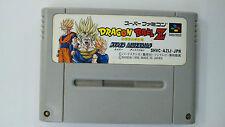 Dragon Ball Z Hyper Dimension  Nintendo Super Famicom Japanese SFC SNES  USED