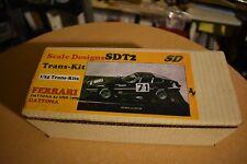 Scale Designs SDT2 Trans-Kit Ferrari Daytona 24 hrs 1975 SD Resin Kit