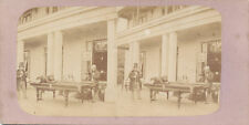 Sepia 1860s Collectable Antique Stereoviews (Pre-1940)