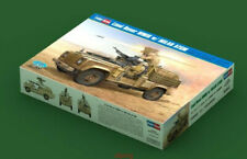 HobbyBoss 1 35 Scale Land Rover WMIK With Milan ATGM Assembly Kit
