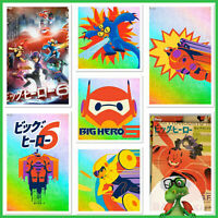 Disney Collect Topps Digital Big Hero 6 - Full Master Set w/awards